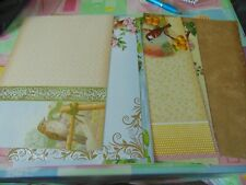 card making clearout, hunky dory bird song card kit