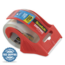 Scotch 3m Shipping Amp Packing Tape Dispenser Heavy Duty 188x1000 277yds