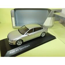 AUDI A5 SPORTBACK I Phase 1 Gris Eisselber SCHUCO 1:43