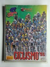 Album STICKERS CARD Cycling 96 Merlin ultimate complete