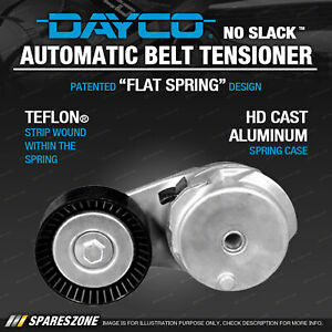 Dayco Automatic Belt Tensioner for Jeep Commander XH Grand Cherokee WH WK