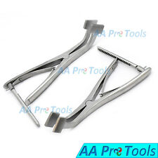 """2 Lombardi Femoral Tibial Spreaders 7'' & 9"""" Orthopedic, Surgical Instruments"""