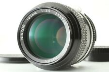 FedEx【Excellent+5】Nikon Ai NIKKOR 105mm f/2.5 Prime MF SLR Lens From Japan  #061