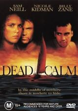 DEAD CALM (Nicole KIDMAN Sam NEILL Billy ZANE) Horror THRILLER Film DVD Reg 4