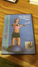 Bosu Reactive Strength and Power Dvd with Gay Gasper