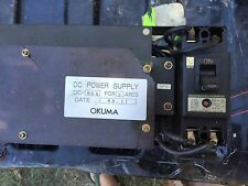 OKUMA DC POWER SUPPLY DC S3A  3 AXIS