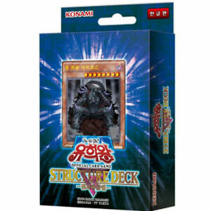 "Yu-Gi-Oh Konami ""Erebus the Underworld Monarch"" Structure Deck R / Korea ver."