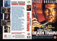 Death Train - Pierce Brosnan - Used Video Sleeve/Cover #17390
