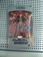 Marvel Legends Black Widow Grey Suit 2020 Figure Walmart Exclusive