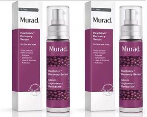 2 x MURAD REVITALIXIR RECOVERY SERUM 40 ml / 1.35 oz - NEW/FACTORY SEALED