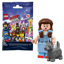 Lego Minifigures 71023 - # 16 Dorothy Gale & Toto - Lego Movie 2 Wizard of Oz