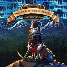 Life & Times Of Scrooge - Tuomas Holopainen (2014, CD NIEUW)