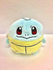 Super Cute Mini Pokemon Squirtle Keychain Plush Toy, 9 cm