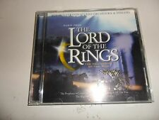 Cd  The Lord of the Rings-Music from von Hollywood Studio Orchestra