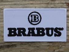 A066 ECUSSON PATCH THERMOCOLLANT aufnaher toppa BRABUS automobile voiture