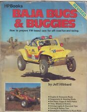 PREPARING VW BASED BAJA BUGS & DUNE BUGGIES FOR OFF-ROAD USE & COMPETITION BOOK
