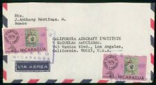Mayfairstamps NICARAGUA COMMERCIAL 1976 COVER BOACO TO LOS ANGELES CA USA wwh 96