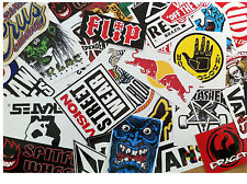 Stickerbomb X 20 adesivo Pack SKATEBOARD SNOWBOARD SURF Energy Drink ADESIVI