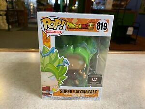 Funko POP! Animation Dragon Ball Z SUPER SAIYAN KALE Chalice Exclusive #819