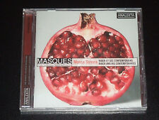 MENSA SONORA Biber & his Contemporaries - Baroque -MASQUES Olivier Fortin CD NEW