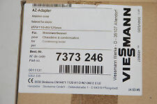 VIESSMANN 7373246 AZ-ADAPTER ANSCHLUSS HEIZKESSEL DN 70/110 AUF DN 80/125 NEU