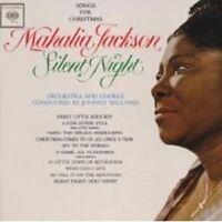 "MAHALIA JACKSON ""SILENT NIGHT: SONGS FOR..."" CD NEU"