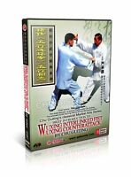 Chinese Kungfu Wuxing Interlinked Fist and Wuxing Counterattack -Chu Guiting DVD