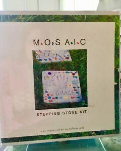 Red Envelope Mosaic Stepping Stone Kit