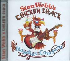 STAN WEBB's CHICKEN SHACK - ROADIES CONCERTO LIVE RAW & HEAVY BLUES ROCK SLD CD