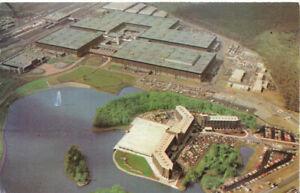 Warwickshire Postcard - National Exhibition Centre - Birmingham - Ref TZ6176