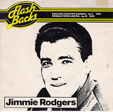 JIMMIE RODGERS English Country Garden / Woman From Liberia 45
