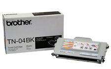 Brother TN-04BK Toner schwarz original neu