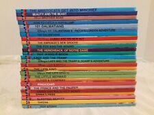 Disney's Wonderful World of Reading Lot of 26 Hardcover Children's Books