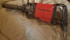 "1"" Snap on Impact Gun with 6"" Anvil just rebuilt by Snap on! 1 inch Impact Gun"