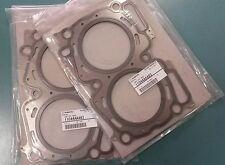 2xGENUINE MLS HEAD GASKET 0.6mm.SUBARU IMPREZA WRX STI,LEGACY FORESTER EJ20TURBO