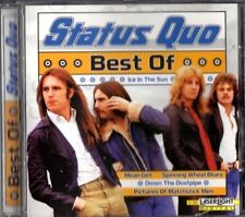 BEST OF STATUS QUO.   ( ICE IN THE SUN ) .   18 titres.