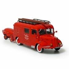 n° 33 LAFFLY type BSS  Camion Pompiers GOURNAY en BRAY SDIS 76 1/43 Neuf