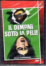 dvd IL DEMONE SOTTO LA PELLE David CRONENBERG
