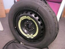 MERCEDES B CLASS SPARE SPACE SAVER SPARE WHEEL 125 90 R16 05-11 NEW IN BAG