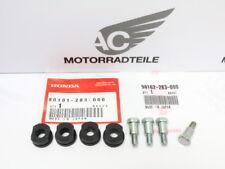 Honda CB 350 400 500 550 750 Four Screw Set Number Plate Holder Bolt Bracket