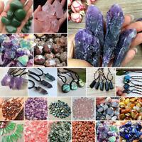 100g Rare Natural Quartz Crystal Minerals Rock Bulk Gem Healing Ball Stone Lot