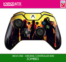 KNR6621 PREMIUM XBOX ONE CONTROLLER SKIN ZOMBIES WALKING DEAD
