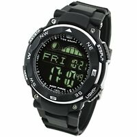 LAD WEATHER Japan Tide Graph Watch Moon Phase Pacemaker Men's offcial Genuine
