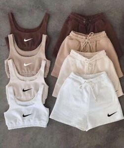 Womens Nike Shorts Set