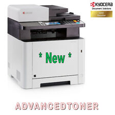 Kyocera M5526CDW Duplex Colour Wireless Multifunction Laser Printer + 2 Year Wty