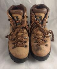 Mens Zamberlan Trekking Gore-tex Vibram Hiking Mountain Boots Italy sz 10