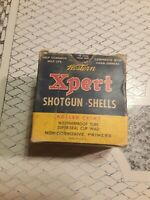 "EMPTY ""WESTERN XPERT BRUSH LOAD"" 16 GAUGE SHOTGUN SHELL BOX ONLY"