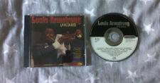 LOUIS ARMSTRONG. LA VIE EN ROSE. CD MADE IN EEC 1993. 16 TRACKS.