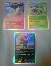 Pokemon holographic cards flygon togekiss hydreigon