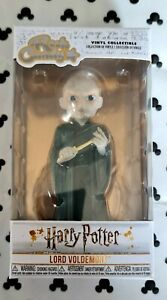 Funko Rock Candy Harry Potter Lord Voldemort with Wand Pop Vinyl Figure